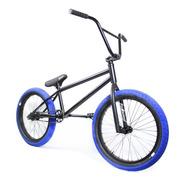 Bicicleta Bmx Street Chaos Pro Bmx Cubiertas De Color!