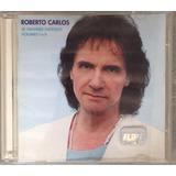 Cd Duplo Roberto Carlos - 30 Grandes Sucessos Vol 1 E 2.