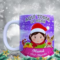 Tazas Sublimadas Personalizadas En Quilmes Navidad