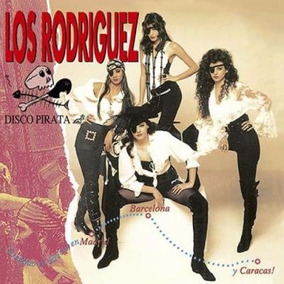 Los Rodriguez Disco Pirata Vinilo Lp Incluye Cd