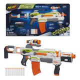 Nerf N-strike Modulus Ecs-10 Blaster Crea Tu Propio Lanzador