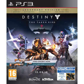 Destiny El Rey De Los Poseidos Ps3 Digital