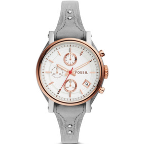 Relógio Fossil Feminino Original Boyfriend - Es4045/2bn Es40
