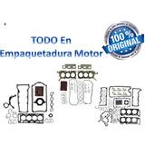 Empaquetadura Motor 1.4l, 8v, L4. Chevrolet Colombia