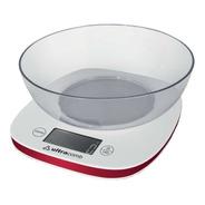 Balanza Ultracomb Bl-6002 Max 3k Kg Digital Bowl De Cocina