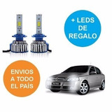 Kit Luces Led Cree Canbus Chevrolet Astra 9600 Lms No Xenon
