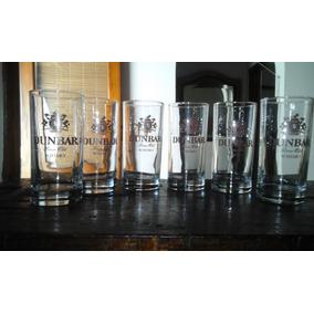 Vasos De Whisky. 6 Unidades. Impecables !
