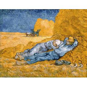 Reprodução De Quadros Famosos - Van Gogh - R$ 62,00