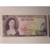 2 Dos Pesos Oro Colombia 1 Enero 1973 28262781