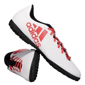 Chuteira Adidas Kaka Futebol Vermelha - Chuteiras Adidas de Society ... 56e38bbf726de