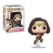 Boneco Funko Pop Dc Mulher Maravilha Voando 322 Wonder Woman