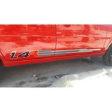 Fiat Palio 1.4 R / 1.8 R Adhesivos Laterales