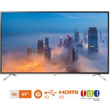 Televisor Hyundai 4k 49 Led Tv Hyled496 Int4k