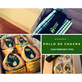 Avícola Alpina Cajón Familiar Pollos Premium De Chacra