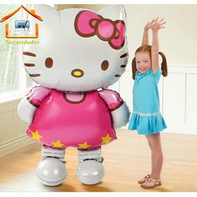 Globo Gigante Hello Kitty Decoración,minion,fiesta,niña