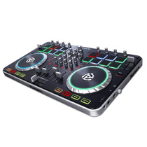 Mixer Numark Mixtrack Quad Four Deck Usb Dj Controller With