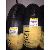 Llanta Trasera Dunlop 160/60r17 Fz16 Cb 190r Cbr 250 Ns200