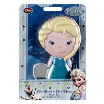 Frozen Disney Store Elsa Peine Con Espejo