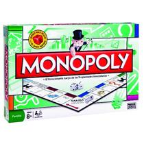 Juego De Mesa Monopolio - Monopoly - Español Original Hasbro