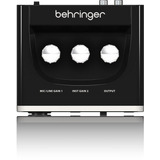 Interfaz Para Audio Digital Behringer U-phoria Um2 Stereo