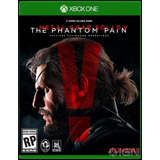 Xbox One Metal Gear Solid V The Phantom Pain Day One Enviogr