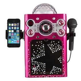 Sakar Jem Y Los Hologramas Ko2-06095 Cdg Karaoke Máquina Con