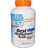 Acido Hialuronico + Colageno En Capsulas 3 Meses Dr Best