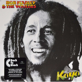 Bob Marley Kaya Lp Sellado Europa