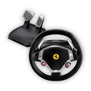 Volante Pedales Simulador Ps3 Pc Force Feedback Thrustmaster F430