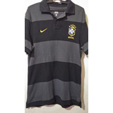 Camisa Polo Seleção Brasileira - Brasil Nike