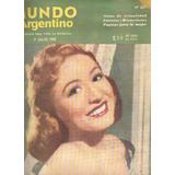 Mundo Argentino Nº 2211, 1 De Julio De 1953