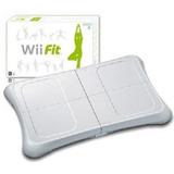 Tabla Wii Fit Para Nintendo Wii + Alfombra + Juego