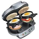 Hamilton Beach Máquina Doble Para Preparar Sandwiches 25490