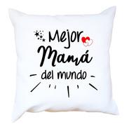 Almohadones Estampados Personalizados Regalo Día De La Madre