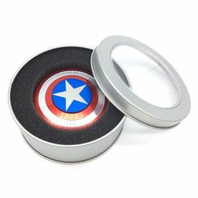Fidget Spinner Escudo Capitan America