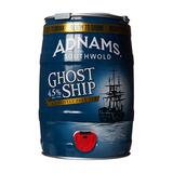 Bebida Alcohol Cerveza Adnams Ghost Ship 5l Cuatro Jinetes