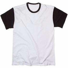 Camisa Camiseta Masculina Básica Lisa Barato Tradicional Top