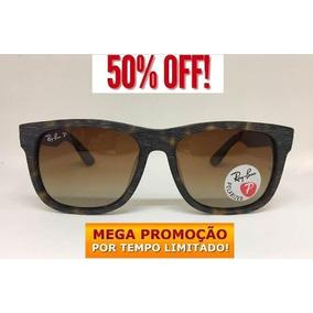 Lançamento Óculos De Sol - Oculos Ray Ban Justin Sao Paulo - Óculos ... 37d41f428b