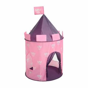 Castillo Para Juego Discovery Kids Princesas Tienda Campaña