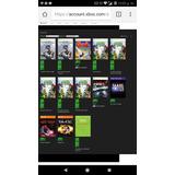 Cuenta Xbox 360 Varios Juegos