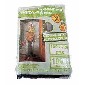 ¡cortina Puerta Mosquitero Cierre Magnético Anti Mosquitos!