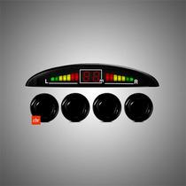 Sensor De Estacionamento (ré) - 4 Sensores - Certa