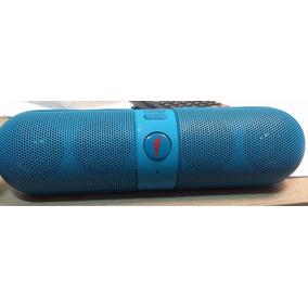 Mini Caixa De Som Bluetooth Beats Pill Portatil Radio Bt-808