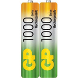 Baterías Pila Gp Aaa 1000 Mah Hhr-55aaab Telefono Inalambric