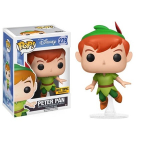 Funko Pop Peter Pan 279 - Disney - Exclusivo Hot Topic