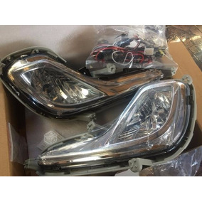 Kit Neblineros Hyundai Accent Rb 2012-2015