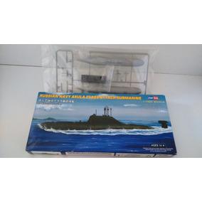 1/700 Hobbybos Submarino Ruso De Guerra De La Clase Akula