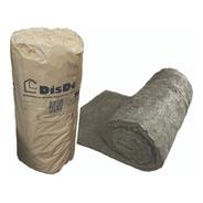 Lana De Roca Mineral En Rollo De 5 Metros X 50mm 40kg/m3