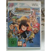 One Piece - Unlimited Cruise 1 - Wii - Importado Eur Pal