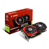 Tarjeta De Vídeo Msi Nvidia Geforce 1050ti 4gb Ddr5 Gaming X